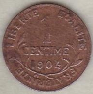 1 Centime  Dupuis 1904 - France