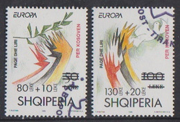 Albania, Kosovo Help, 2001, CTO - Albania