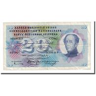 Billet, Suisse, 20 Franken, 1961-10-26, KM:46i, TB - Suisse