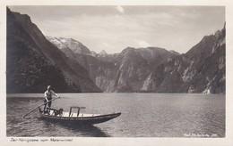 AK Der Königssee Vom Malerwinkel - Schiffer - Berchtesgadener Land - Ca. 1930 (36163) - Berchtesgaden