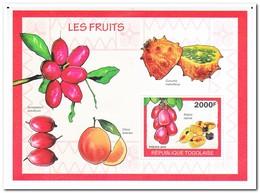 Togo 2010, Postfris MNH, Fruit - Togo (1960-...)