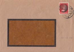 Sächs. Schwärzung Brief EF Minr.AP786 Dresden A25 - Sowjetische Zone (SBZ)