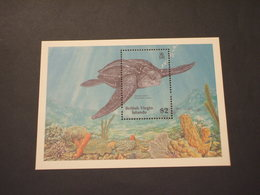 VIRGIN - 1988 TARTARUGA MARINA - NUOVO(++) - British Virgin Islands