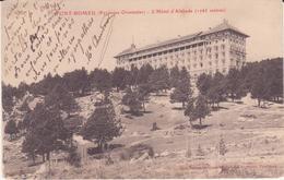 CPA - FONT ROMEU  - L' Hôtel D'altitude - Frankreich