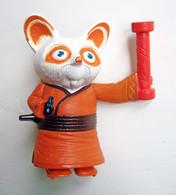 """MAC048 / Figurine Maitre Shifu De """"Kung Fu Panda"""" / Mc Donalds DWA / 2008 - Autres"""