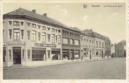 Seneffe La Place De La Gare Café Restaurant Bieres Du Vieuxsart - Seneffe
