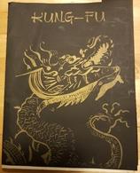 Très Rare Livret Kung-fu Merci De Secrète De Lutte Chinoise Années 60 - Sports De Combat