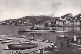 Porto S. Stefano - Partenza Della Motonave Per L'Isola Del Giglio - Italia