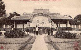 CPA - ENVIRONS DE SAIGON - LE TOMBEAU DE L'EVEQUE D'ADRAN - CL.20.22 - Vietnam