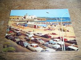 CPM De Fréjus Plage - Boulevard De La Libération - Saint Raphaël: Le Port Et La Cathédrale, Daté 1974 - Frejus