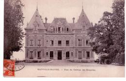 Mainville Draveil - Face Du Château Des Bergeries - Draveil