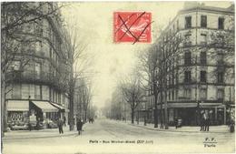 CPA DE PARIS XII. RUE MICHEL BIZOT - District 12