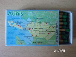 Aunis Boîte Seita N°3/40 Neuve - Boites D'allumettes