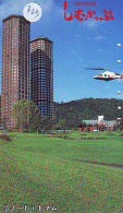 Télécarte   Hélicoptère (723) HELICOPTER - CHOPPER - Hubschrauber - HELICÓPTERO - Elicottero - Avion - Airplanes