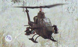 Télécarte   Hélicoptère (776) HELICOPTER - CHOPPER - Hubschrauber - HELICÓPTERO - Elicottero - Avion - Avions