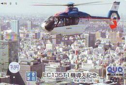 Carte   Hélicoptère (784) HELICOPTER - CHOPPER - Hubschrauber - HELICÓPTERO - Elicottero - Avion - Avions