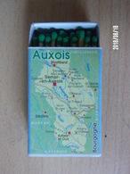 Auxois Boîte Seita N°4/40 Neuve - Boites D'allumettes