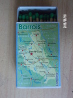 Barrois Boîte Seita N°6/40 Neuve - Boites D'allumettes