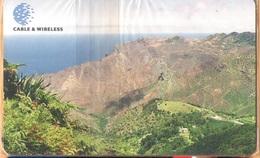 St Helena Isl. - STH-C-01, C&W, 1st Chip Card, Sandy Bay, 2 £, 2000, Mint NSB - Sainte-Hélène