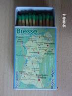 Bresse Boîte Seita N°9/40 Neuve - Boites D'allumettes