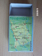 Nivernais Boîte Seita N°22/40 (utilisée, Vide) - Boites D'allumettes