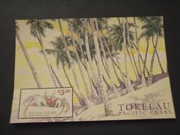 TOKELAU - BF 1999 GRANCHIO/ALBERI - NUOVI(++) - Tokelau