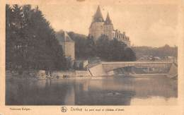 DURBUY - Le Pont Neuf Et Château D'Ursel - Durbuy