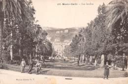 MONTE-CARLO - Les Jardins - Monte-Carlo