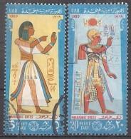 Egypte - 1969 -  Pharaonic Dresses - Y&T #737-739 - Used - Égypte