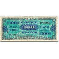 France, 100 Francs, 1945, 1945-06-04, TTB, Fayette:VF25.6, KM:123a - Treasury