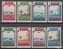 1943    EDIFIL Nº 28 / 35  /**/ - Ifni