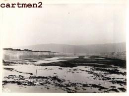 GRANDE PHOTO : DARSES A MONSIN ECLUSE DU CANAL ALBERT LIEGE CHANTIER TRAVAUX PUBLIC CONSTRUCTION GENIE CIVIL BELGIQUE - Non Classés