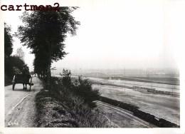 GRANDE PHOTO KASTER LANAYE CARME MONSIN HACCOURT-VROENHOVEN MEUSE HEER CANAL ALBERT GRUE CHANTIER CONSTRUCTION BELGIQUE - België