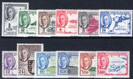 British Virgin Islands 1952 Set Unmounted Mint. - British Virgin Islands