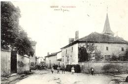 54 SERRES (238 Hab.) - Vue Intérieure  - Animée - France