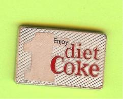 Pin's Coca-Cola  Diet Coke - 9S07 - Coca-Cola