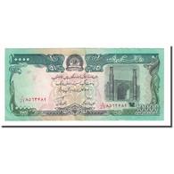 Billet, Afghanistan, 10,000 Afghanis, 1993, KM:63b, TB - Afghanistan