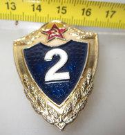 CCCP PCI 2 - Badges
