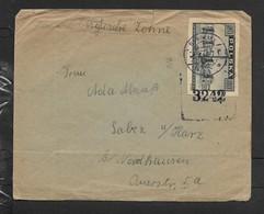 Poland, COVER FRANKED 6ZL,  BOBOLICE  3242   6.6. 46 - 1944-.... Republic