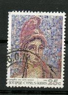 Cyprus 1989 25c Mosaic Issue #747 - Chypre (République)