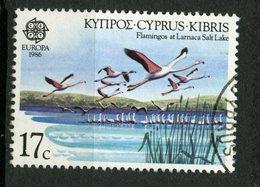 Cyprus 1986 17c Europa Issue #670 - Chypre (République)
