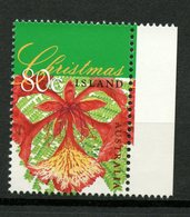 Christmas Islands 1998 80c Flame Tree Issue #414 MNH - Christmas Island
