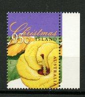 Christmas Islands 1998 95c Sea Hibiscus Issue #415 MNH - Christmas Island