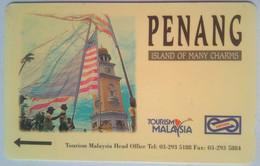 23UTCC Penang RM5 - Malaysia