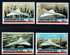 1978  Concorde  Série Complète  ** - French Legend