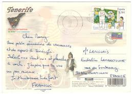 6583 - SAN ISIDRO - 1991-00 Lettres