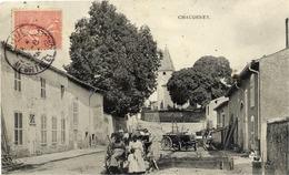 54 CHAUDENEY (477 Hab.) - Animée - France