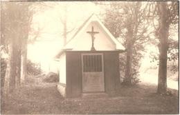Dépt 80 - MOYENCOURT-LÈS-POIX - ÉPREUVE De CARTE POSTALE (photo R. LELONG) + PLAQUE De VERRE D'origine - La Chapelle - France