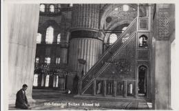 AK   - Türkei - Istanbul - Sultan-Ahmed-Moschee - 1930 - Türkei