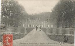 Environs De SERQUIGNY - Château De Fontaine-l'Abbé - Serquigny
